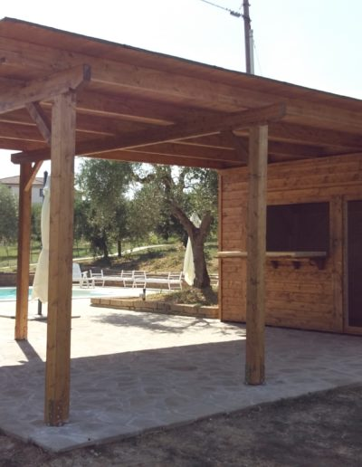 BGL gazebo box tettoie