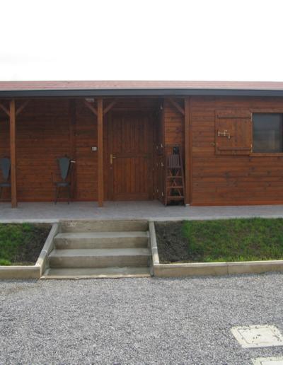 Bgl case legno CENTRO MEDICO IN LEGNO