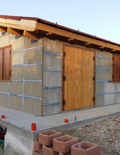 Bgl case legno Casa con pergolato (14)