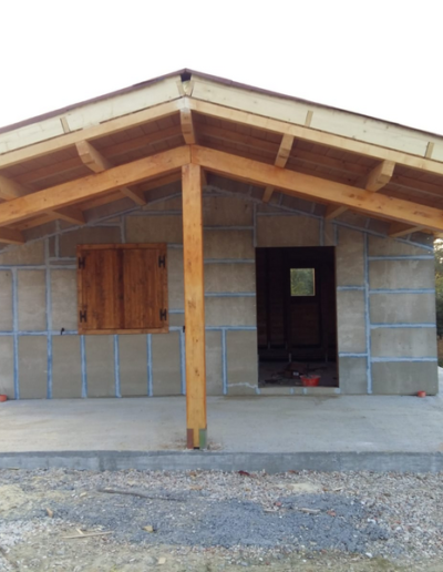 Bgl case legno Casa con pergolato (15)