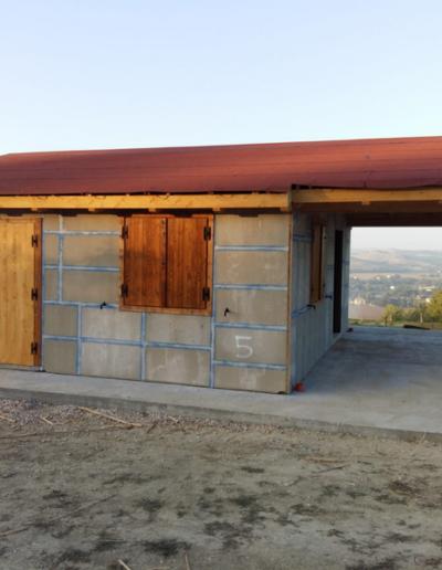Bgl case legno Casa con pergolato (5)