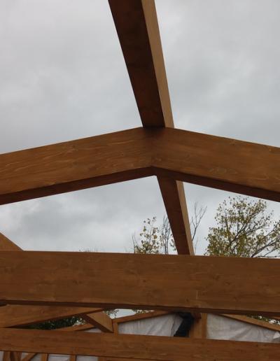 Bgl case legno Chiesa