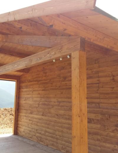 Bgl case legno Garage in legno_2