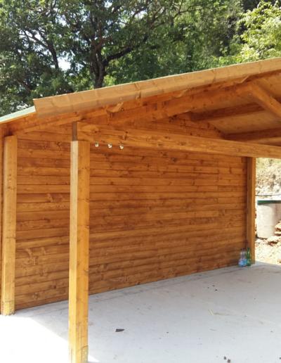 Bgl case legno Garage in legno_3