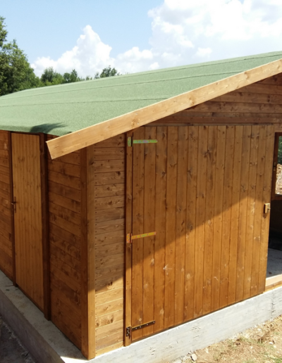 Bgl case legno Garage in legno_4