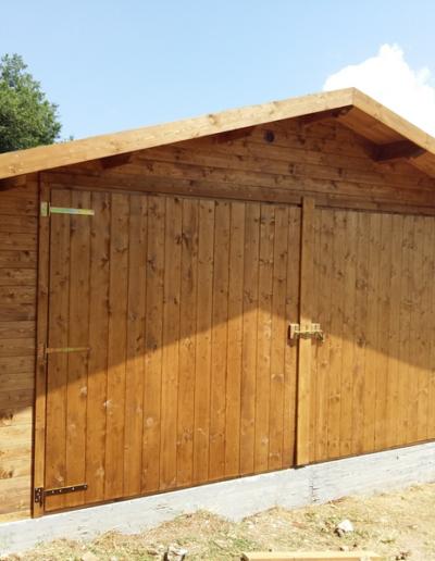 Bgl case legno Garage in legno_5