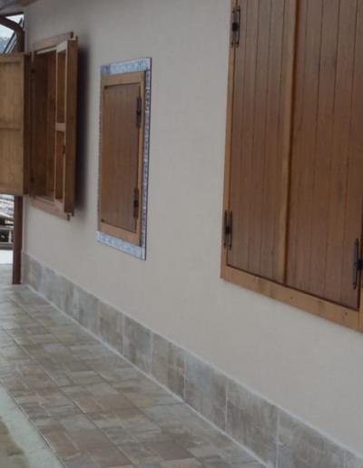 Bgl case legno baita in biodilizia a MONTELEONE