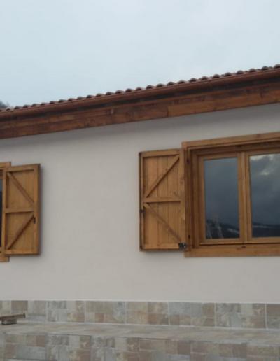 Bgl case legno baita in biodilizia a MONTELEONE_9