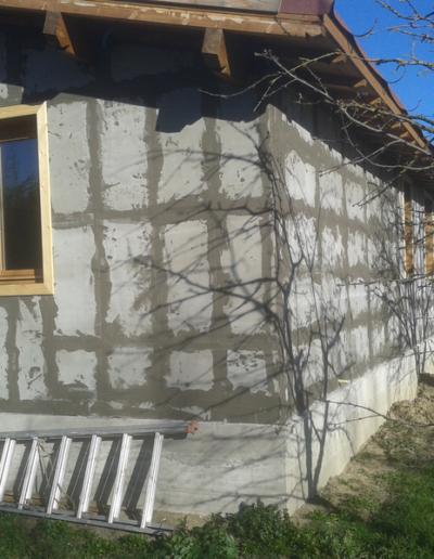Bgl case legno bifamiliare