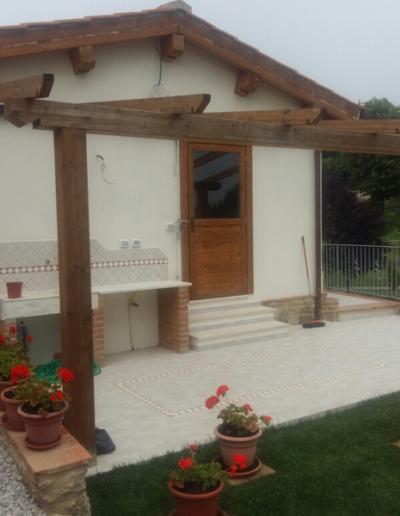 Bgl case legno casa con garage in bio edilizia siena_13