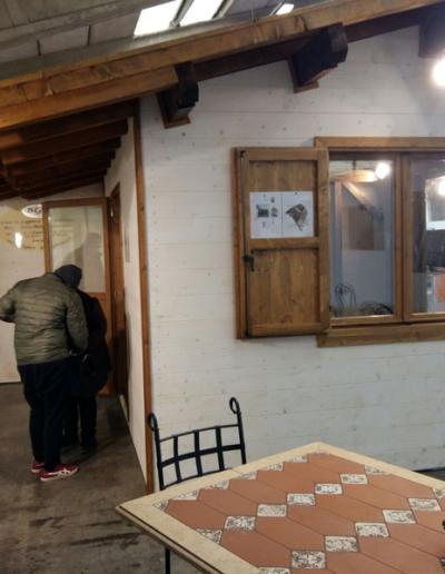 Bgl case legno fiera mc