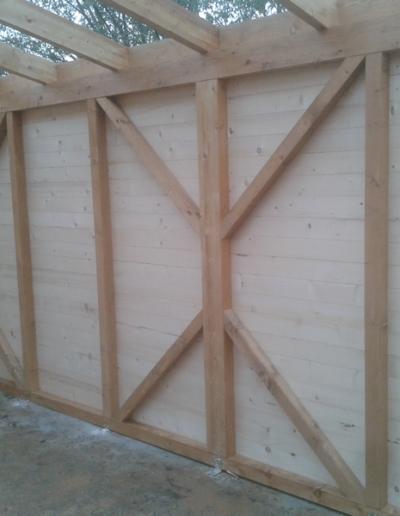 Bgl case legno monolocale